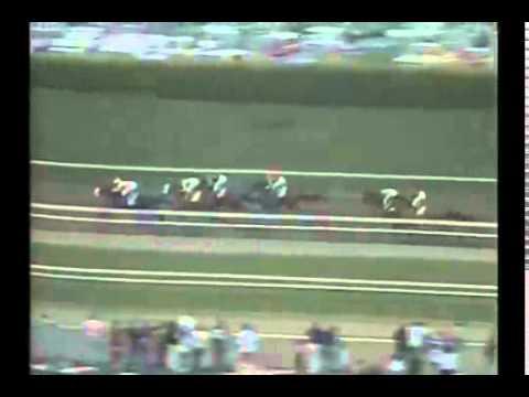 1992 Santa Anita Derby   A P  Indy
