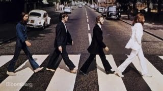 Rare Beatles 'Abbey Road' Photos Up for Auction