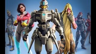 *NEW BATTLE PASS SKINS 9* WAITING FOR THE NEW SEASON ARE FILTERED FORTNITE