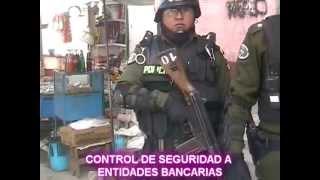 POLICIA BOLIVIANA UTOP 2- PROGRAMA LA NOCHE TE CUENTA