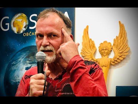 """NÁŠ SVĚT JE POUZE """"DOHODNUTÁ INFORMACE""""! – Prof. Jan Rak (SG 23, 14. 12. 2019)"""