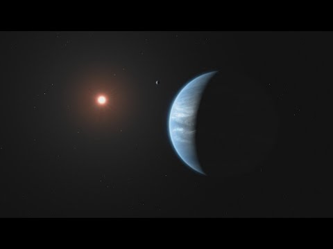 An Exoplanet Discovery from Hubble on This Week @NASA  September 13, 2019