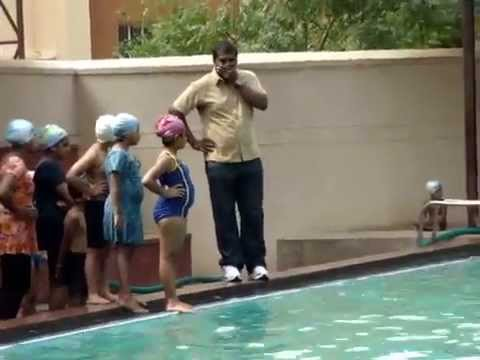 SWIMMING SUMMER CAMP CLASSES IN BANGALORE,
