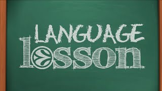 Language Lesson: Panathinaikos Athens