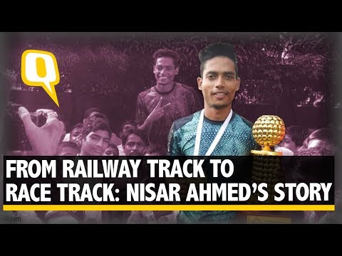 From Railway Track to Race Track: The Sprinter Nisar Ahmed's Story