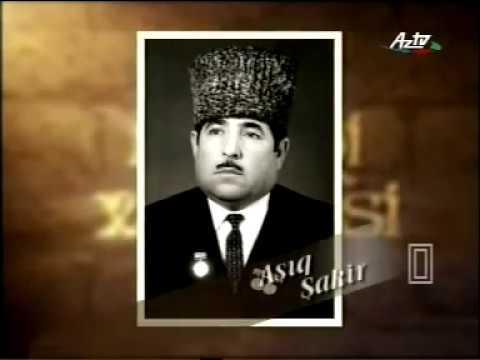 Sirvan Asiqlari.Asiq Sakir Haciyev.