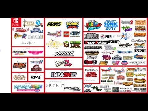 Nintendo Switch Game List Updated Pokemon Game Confirmed