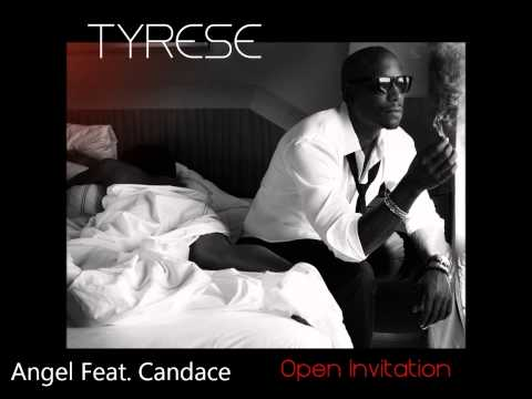Tyrese - Open Invitation Album - Angel Feat. Candace (Song Audio) - In stores 11.1.11.wmv