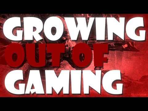 Growing Out Of Gaming?
