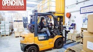 OPENCHINA.BZ - Выпуск 3. Склады в Китае. Доставка грузов из Китая. Гонконг.(, 2014-03-31T09:31:56.000Z)