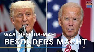 Endspurt im wahlkampf der usa. es ist sicher einer spannendsten wahlen eines neuen us-präsidenten seit jahrzehnten. wer wird in den kommenden vier jahren...