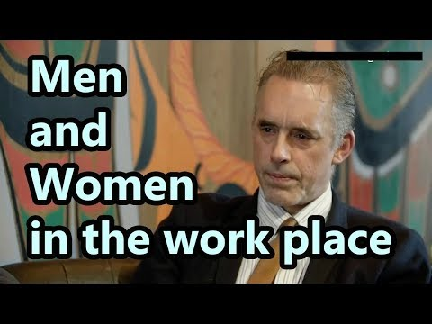 """""""Can Men and Women work together?"""" Jordan Peterson EPIC INTERVIEW"""