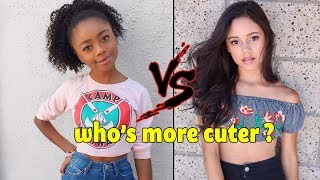 Skai Jackson vs Jenna Ortega From 1 To 16 Years Old - Star News