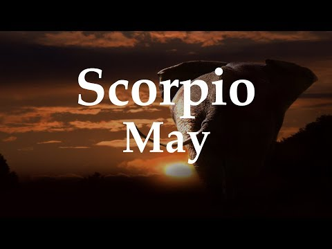 Scorpio May 2018 DONE WITH THE PAIN - Aquarian Insight