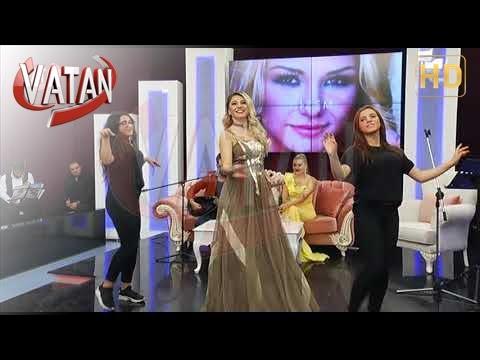 Gizem Kara Show Vatan Tv Ekranlarında Kızılcahamamlı Ahmet Potpori - Saz Eğlence Hepsi Birarada