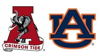 1977 Iron Bowl, #2 Alabama vs Auburn (Highlights)