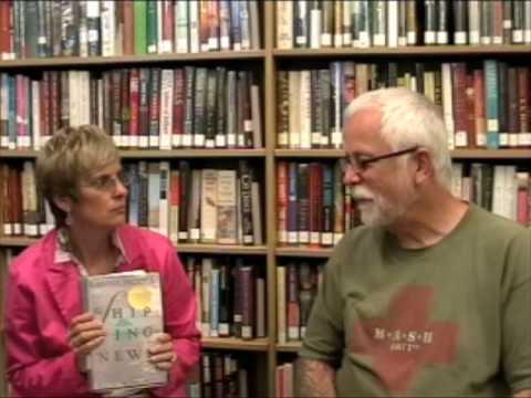 Book Talk - Shipping News, Annie Proulx