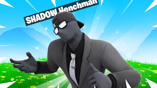 I Changed my Name to SHADOW Henchman in Fortnite