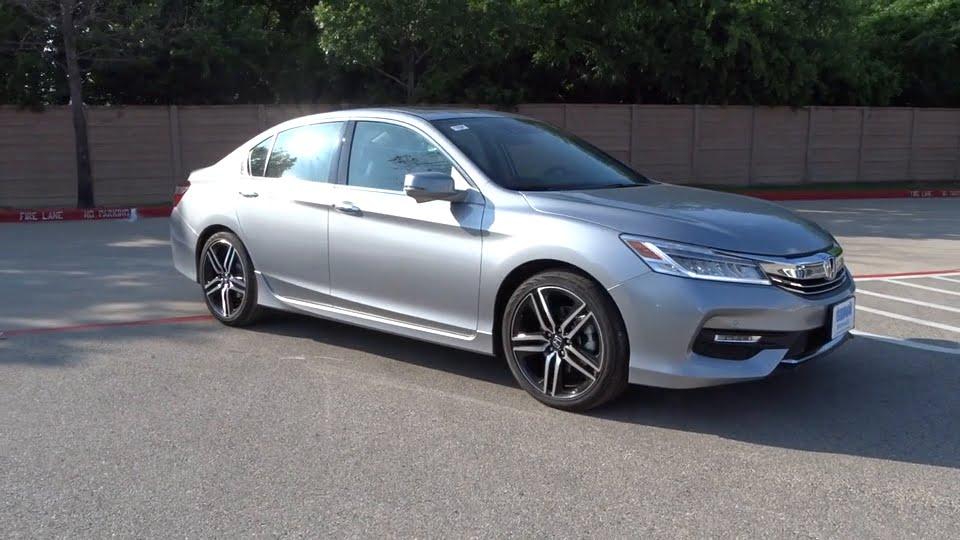 2016 Honda Accord Sedan San Antonio, Austin, Houston, Boerne, Dallas, TX  H161868   YouTube