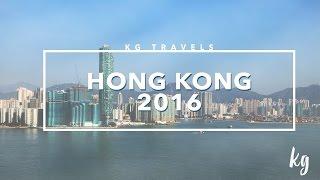 HONG KONG NOVEMBER 2016!