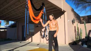Zero Gravity Yoga Swing