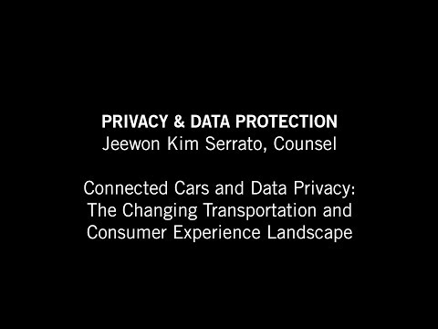 Jeewon Serrato: Self-Driving Cars and the Changing Transportation Landscape