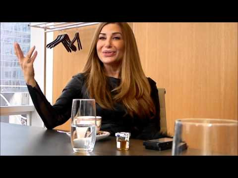 Today's Bride sits down with Pnina Tornai