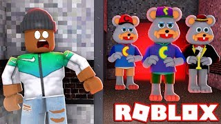 "CHUCK E CHEESE HIDE ""N"" SEEK IN ROBLOX"