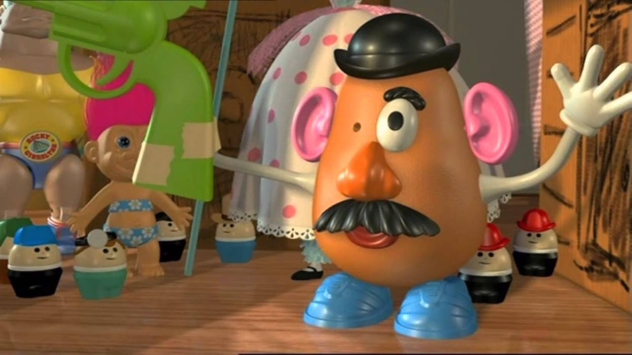 Toy Story - Intro Song (Italian Reverse Scene) - YouTube