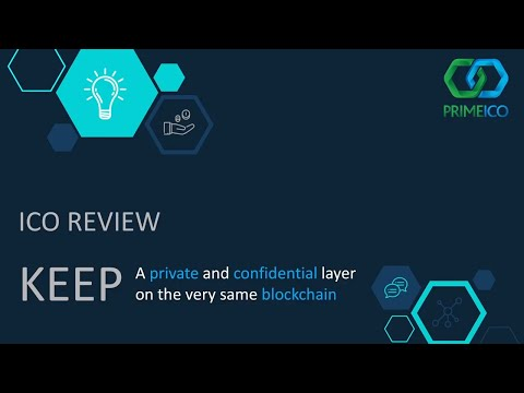Keep ICO Review – A privacy layer for Ethereum