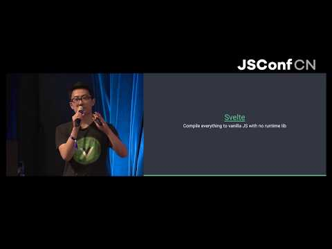 Compile-time Optimizations in Frontend Engineering - Evan You · JSConf China 2017