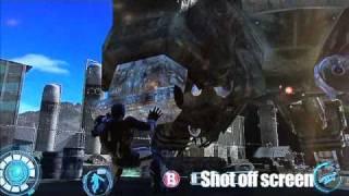 IRON MAN 2 GAME TRAILER + GAMEPLAY HD!!