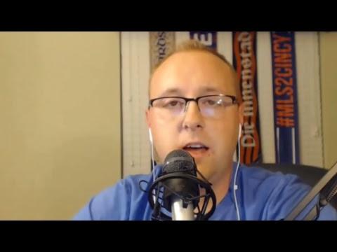 Cincinnati Soccer Talk LIVE - Episode 92 | FC Cincinnati's Forrest Lasso