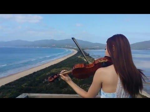 Photograph (Ed Sheeran) Violin Cover by Sila Han