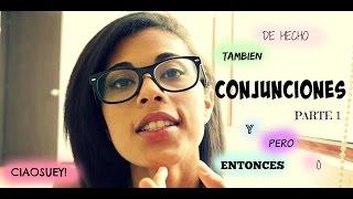 CONJUNCIONES - en italiano parte 1. #11