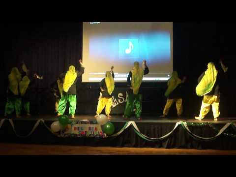 Siena College Bhangra At Desi Beats Competition Fall 2011