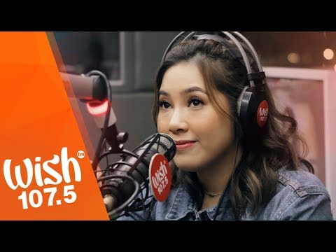 Moira Dela Torre performs
