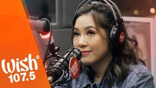"Moira Dela Torre performs ""Titibo-Tibo"" LIVE on Wish 107.5 Bus"