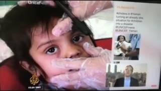 UNICEF Regional Director speaks to Al Jazeera English on Yemen