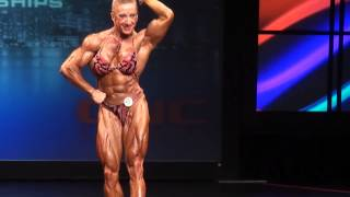 Maria Rita Bello 2013 Toronto Pro Supershow women's bodybuilding