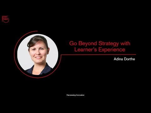 From Strategy to Learner Experience