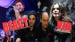 REACT: Post Malone - Take What You Want (Audio) ft. Ozzy Osbourne, Travis Scott