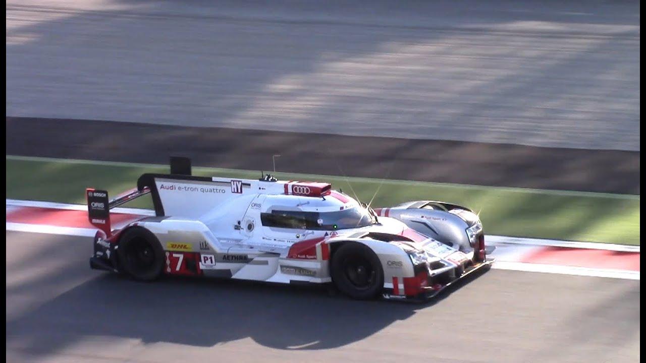 Kmh Audi R ETron Quattro LMP Le Mans Kit Monza - Audi r18 e tron quattro
