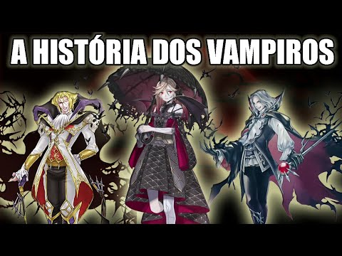 OS VAMPIROS DE YU-GI-OH!