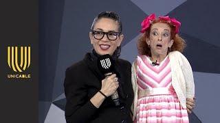 ¡La Güereja echa de cabeza a Yolanda Andrade! | Montse & Joe | Unicable