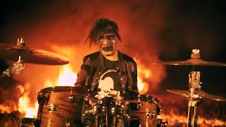 Download Slipknot - Psychosocial  Special Drum Cover By Tarn Softwhip  (ํ Yamaha Artist Thailand )