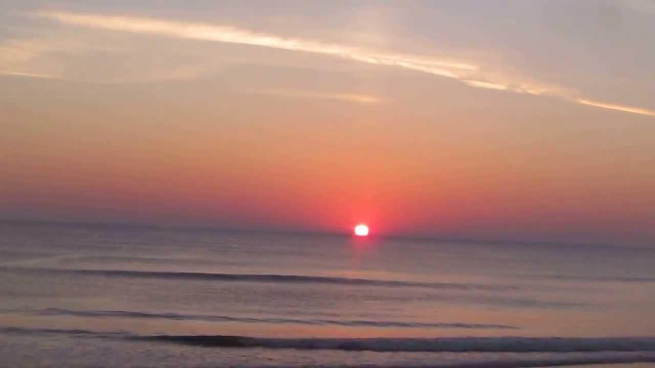 Sunrise At Whalehead Beach Nc October 3 2017