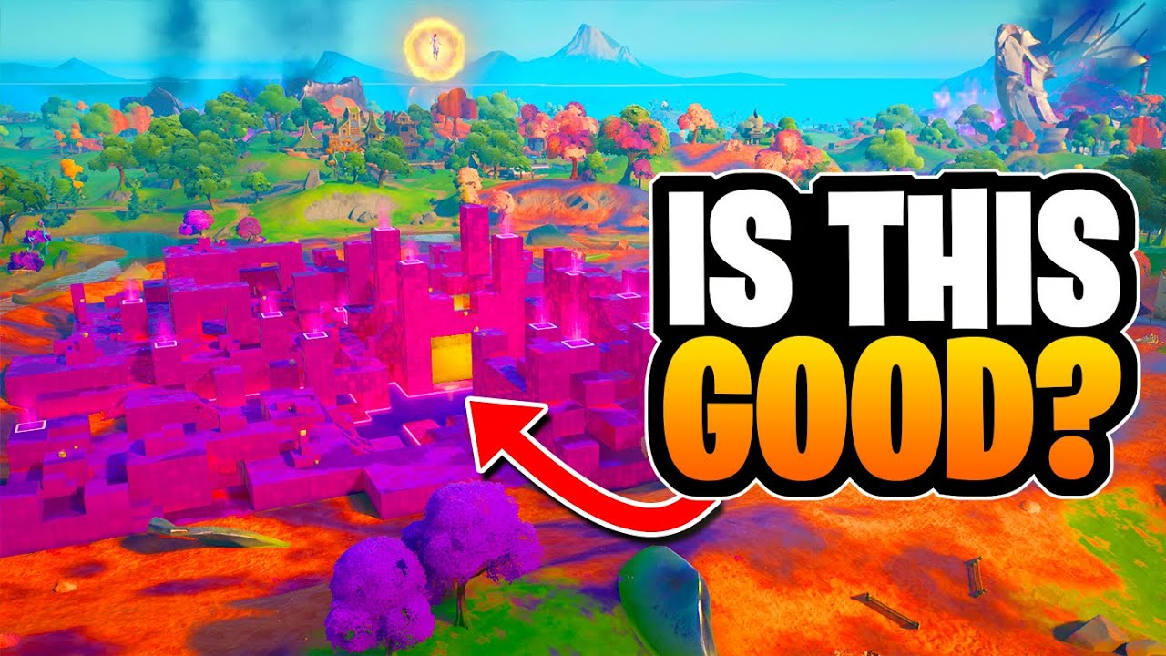 Download Everything You NEED to Know About The Convergence in Fortnite (New POI Cube Town)