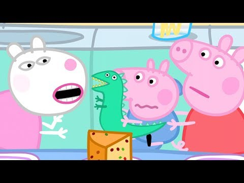 Peppa Pig Italiano - L'amico immaginario - Collezione Italiano - Cartoni Animati