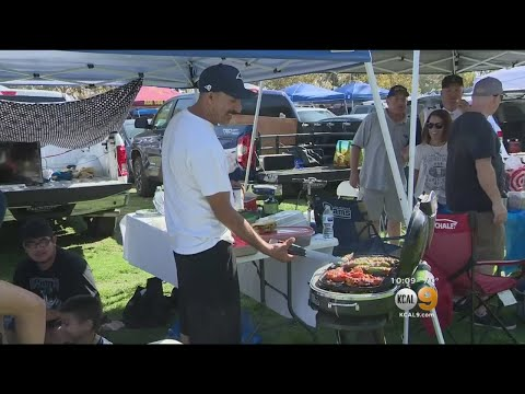 Rams On 2: L.A. Football Fans Enjoy New Rivalry